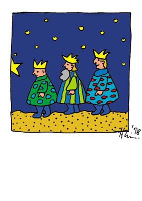 Drei Könige