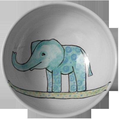 Elefantenschale