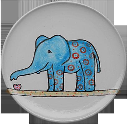 Elefantenteller