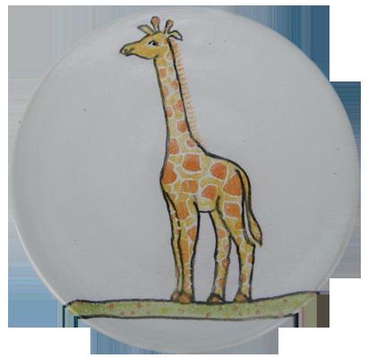 Giraffenteller