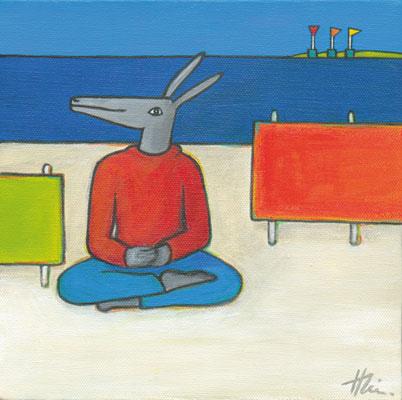 Meditation_am_Strand